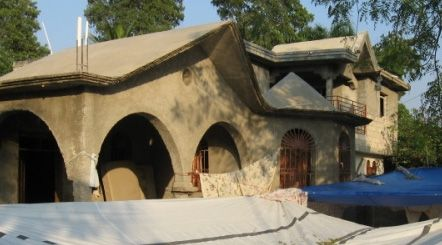 Pictures of houses in haiti